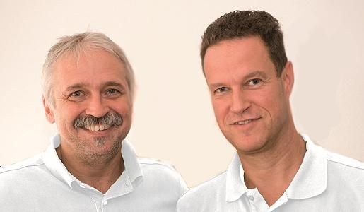 Dr. med. Bernd Geske, Dr. med. Friedbert Schneider, Ärzte für Orthopädie, Neuss